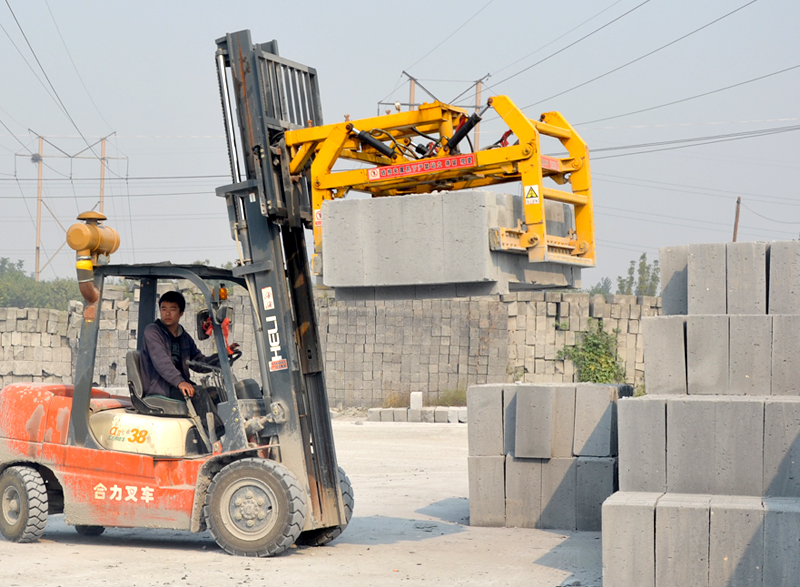 AAC Introduction - AAC Technology - YUFENG HEAVY MACHINERY